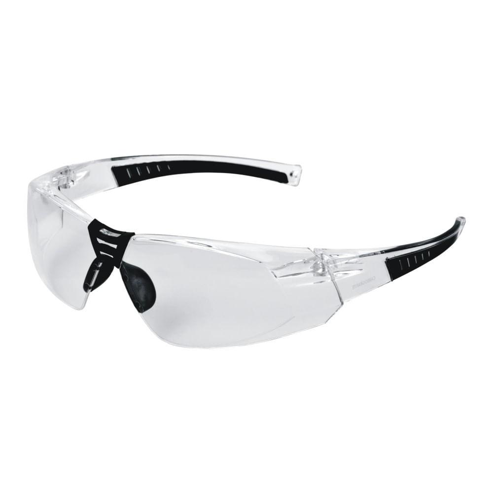 Óculos De Segurança Cayman Sport Incolor Antiembaçante Carbografite -  012480912. 1900014380 716f1db5c4